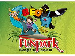 Sammeln Sie BEA-Punkte bei BEO Funpark!