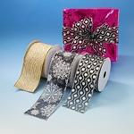 Dekorbänder Elegance Couture 3 Stück