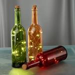 LED Flaschen Lichter 3 Stk.