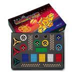 Magnetspielzeug Jumbo Set Magnete 320tlg.