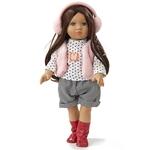 Teen'ee Puppe Mia mit langen Haaren