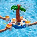 Aufblasbarer Getränkehalter Pool