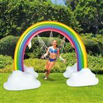 Regenbogen Sprinkler