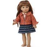 Puppenkleid Fancybelle HL 3teilig