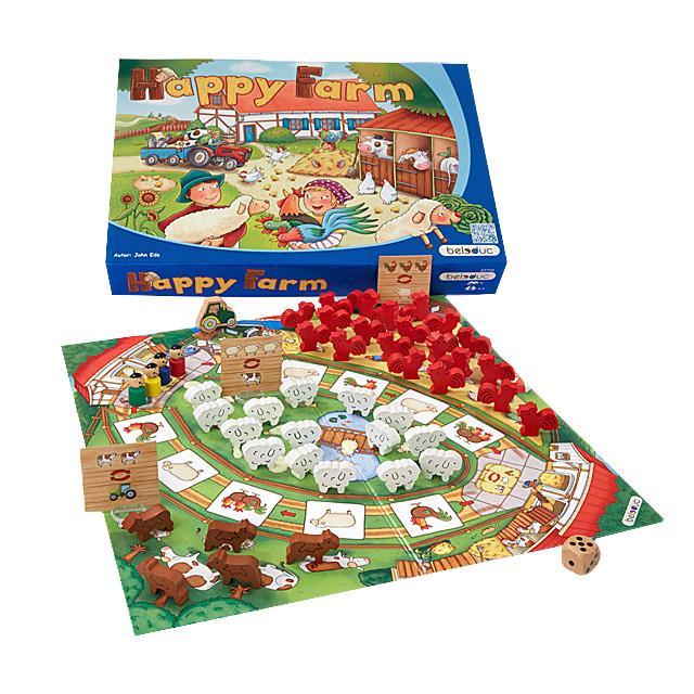 Gesellschaftsspiel Happy Farm
