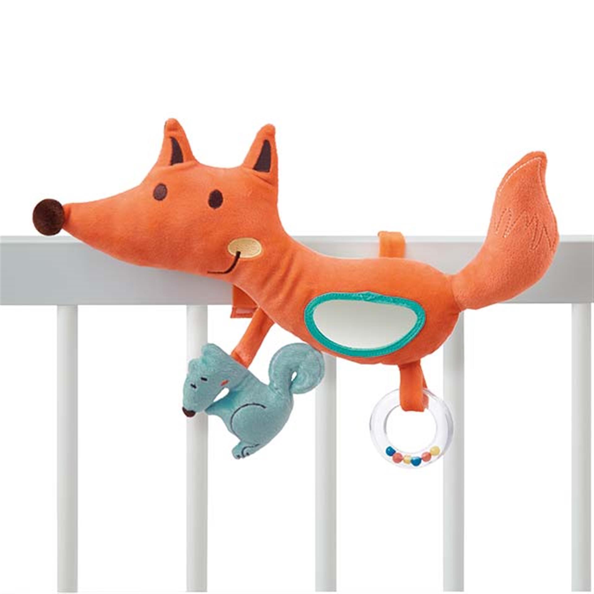 Activity Spielzeug Fuchs