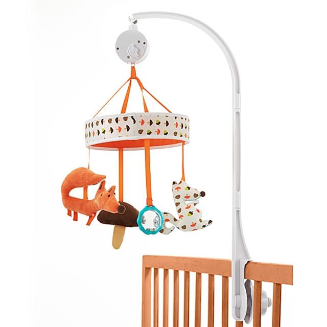 Baby Mobile mit Musik Wald