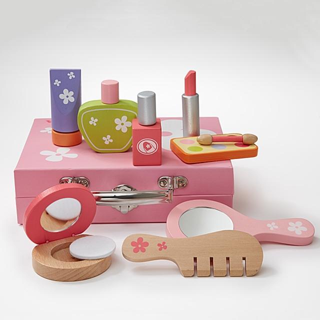 Puppen Beauty Case 9tlg.