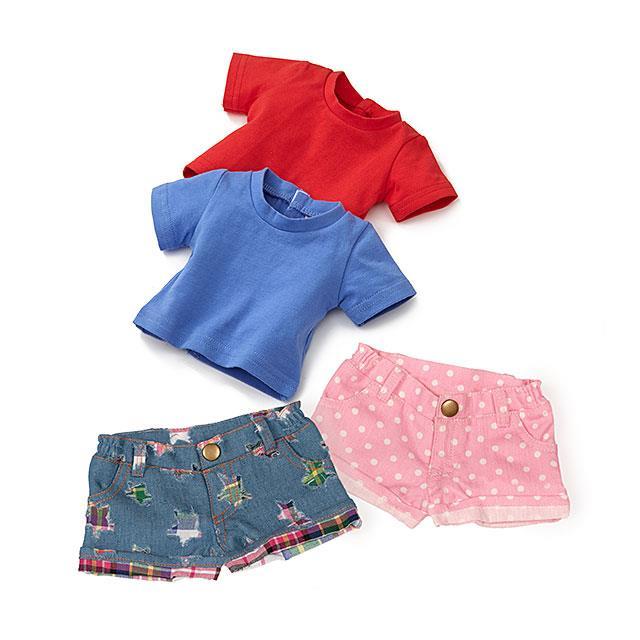 Puppen Shirts 2 Stk. HL