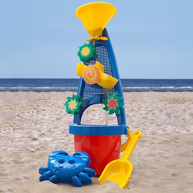Sand- und Wassermühle
