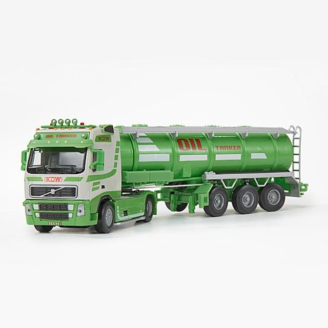 Spielfahrzeug Öl Tanker 1:50