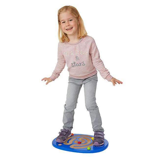 Balance Spiel Board