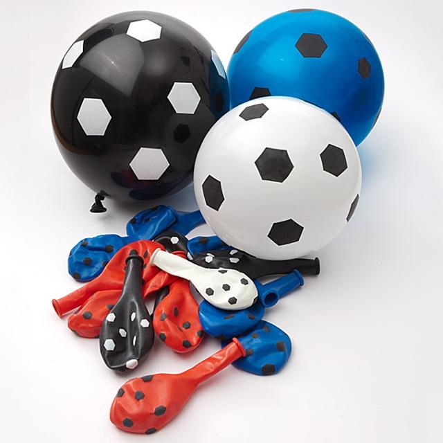 Fussball-Ballons 20 Stk.