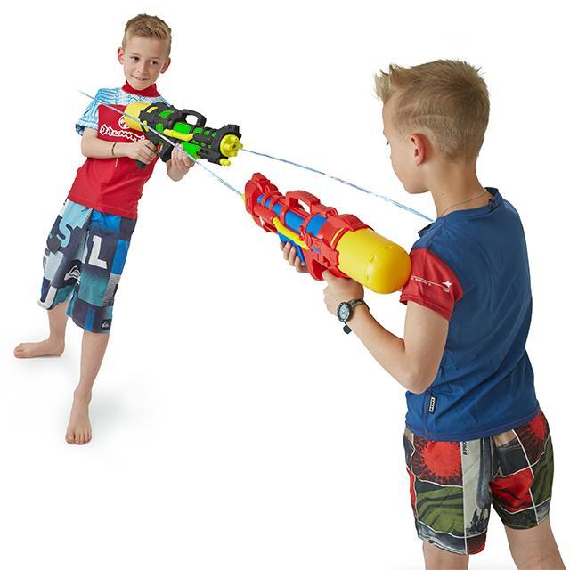 Wasserpistolen Cyber Hero 2 Stk.