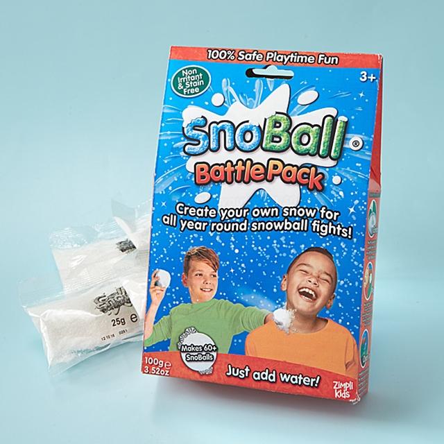 Magic Snow SnoBall