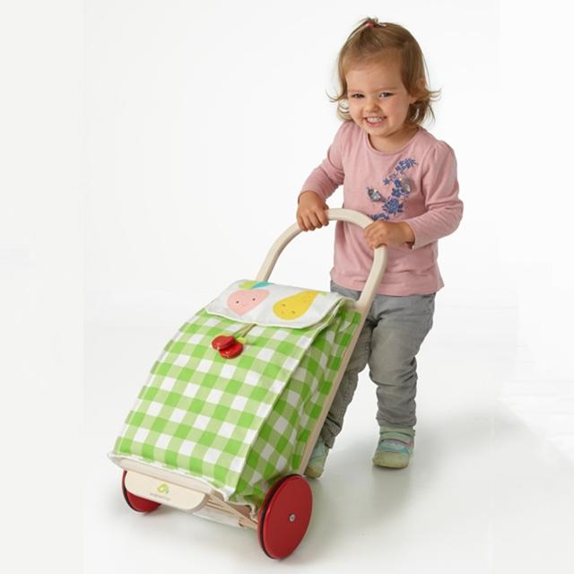Spiel Einkaufstrolley Tender Leaf Toys