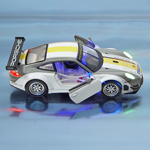 Spielfahrzeug Porsche 911 GT3 RSR 1:32