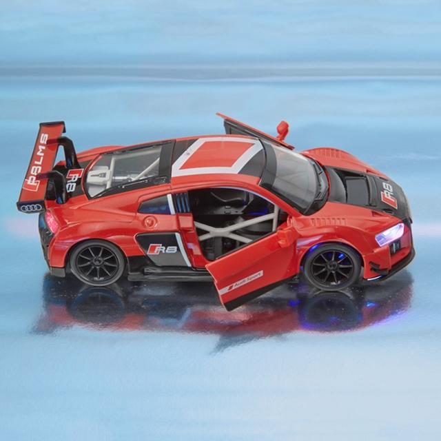 Spielfahrzeug Audi R8 LMS 1:32