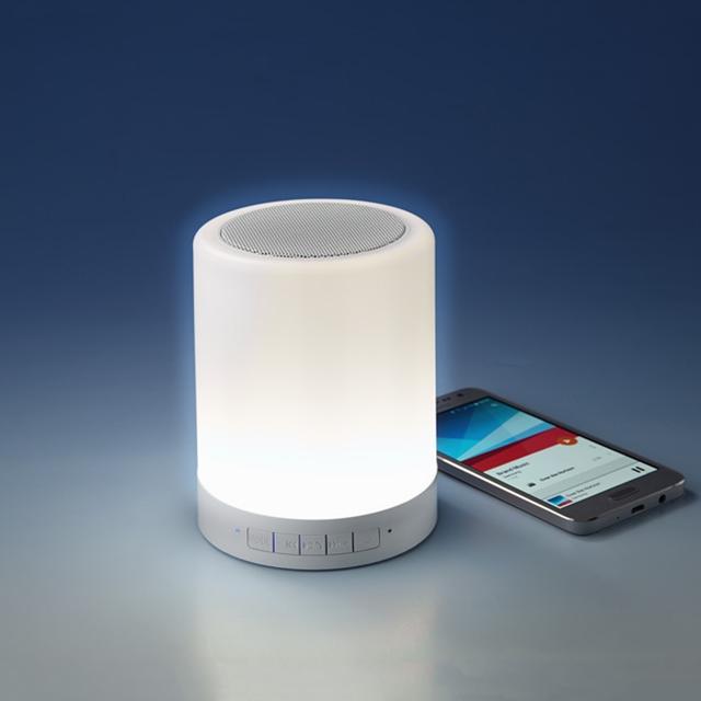 Bluetooth Speaker LED Licht