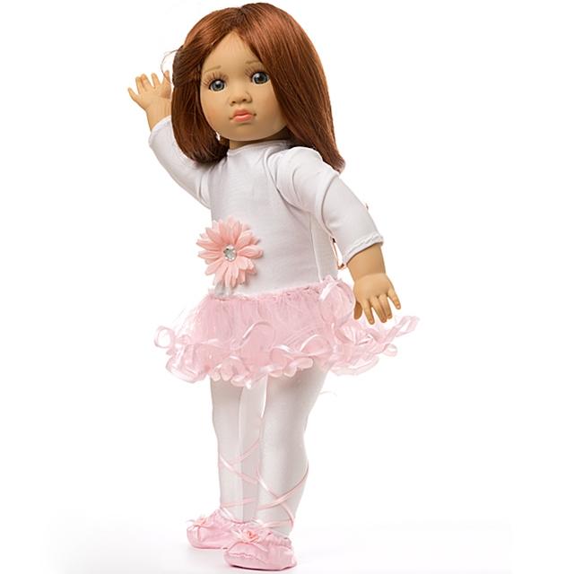 Puppenkleid Prima Ballerina HL