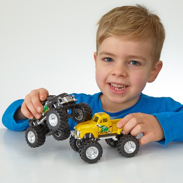 Spielzeug Monster Truck 2er Set