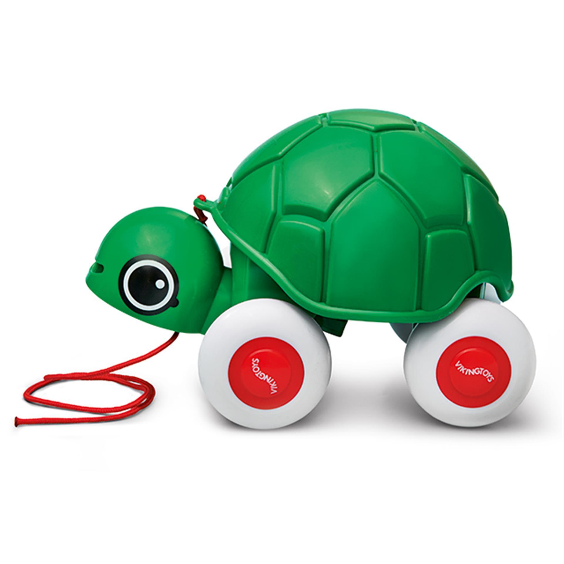 Nachziehtier Schildkröte Viking Toys