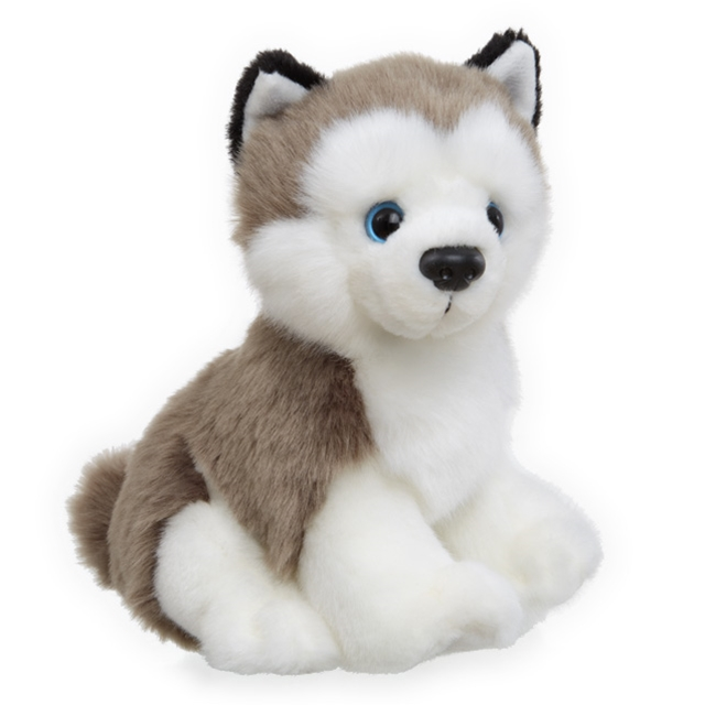 Plüschtier Hund Wolfi
