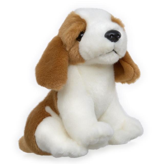 Plüschtier Hund Rudi