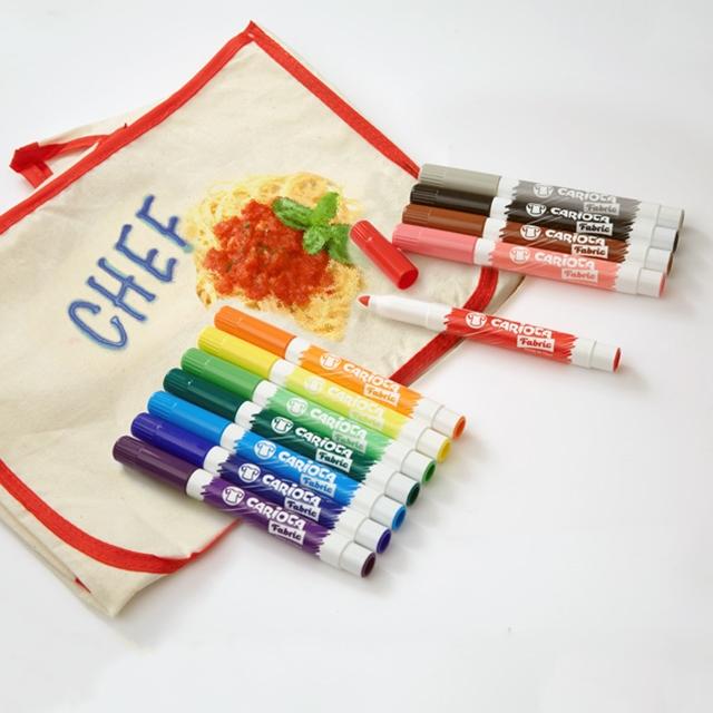 Textilstifte 12 Stück