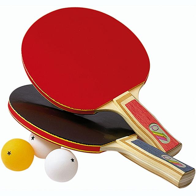 Ping Pong Wettkampf Schläger