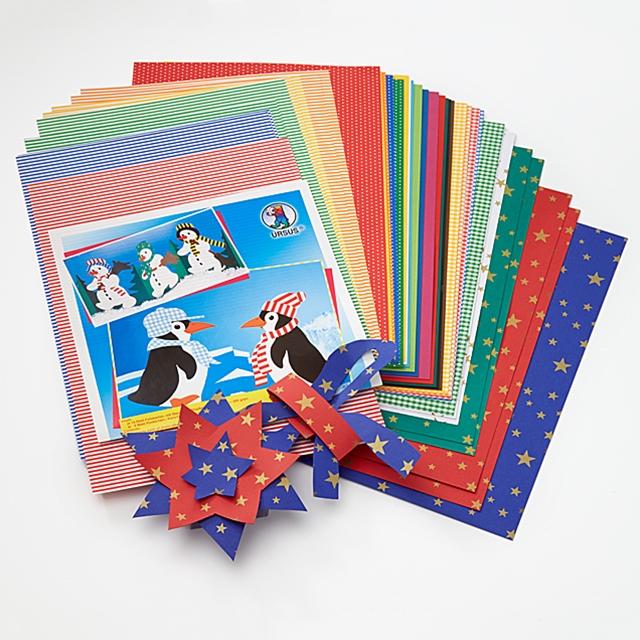 Fotokarton Kombi-Pack 3 / 40tlg.
