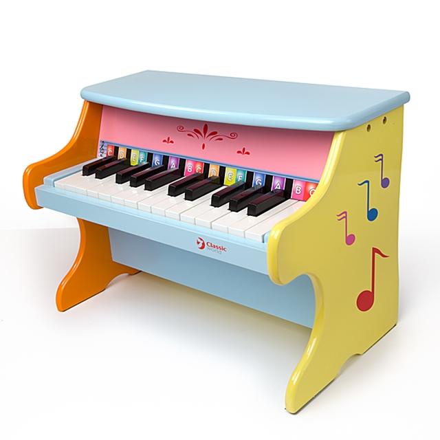 Spielzeug Klavier Holz