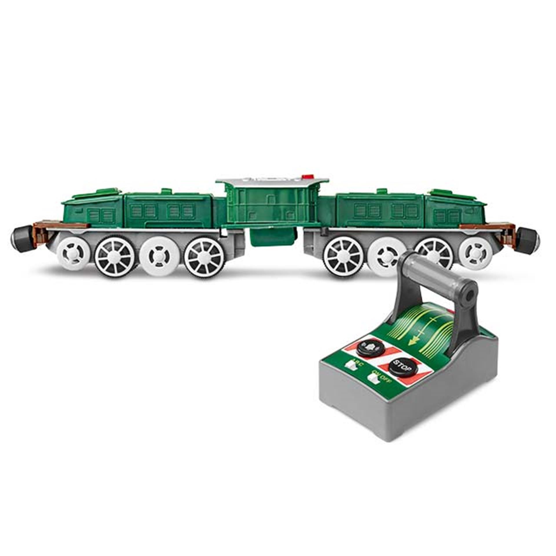Kroki Loki RC für Holzeisenbahn