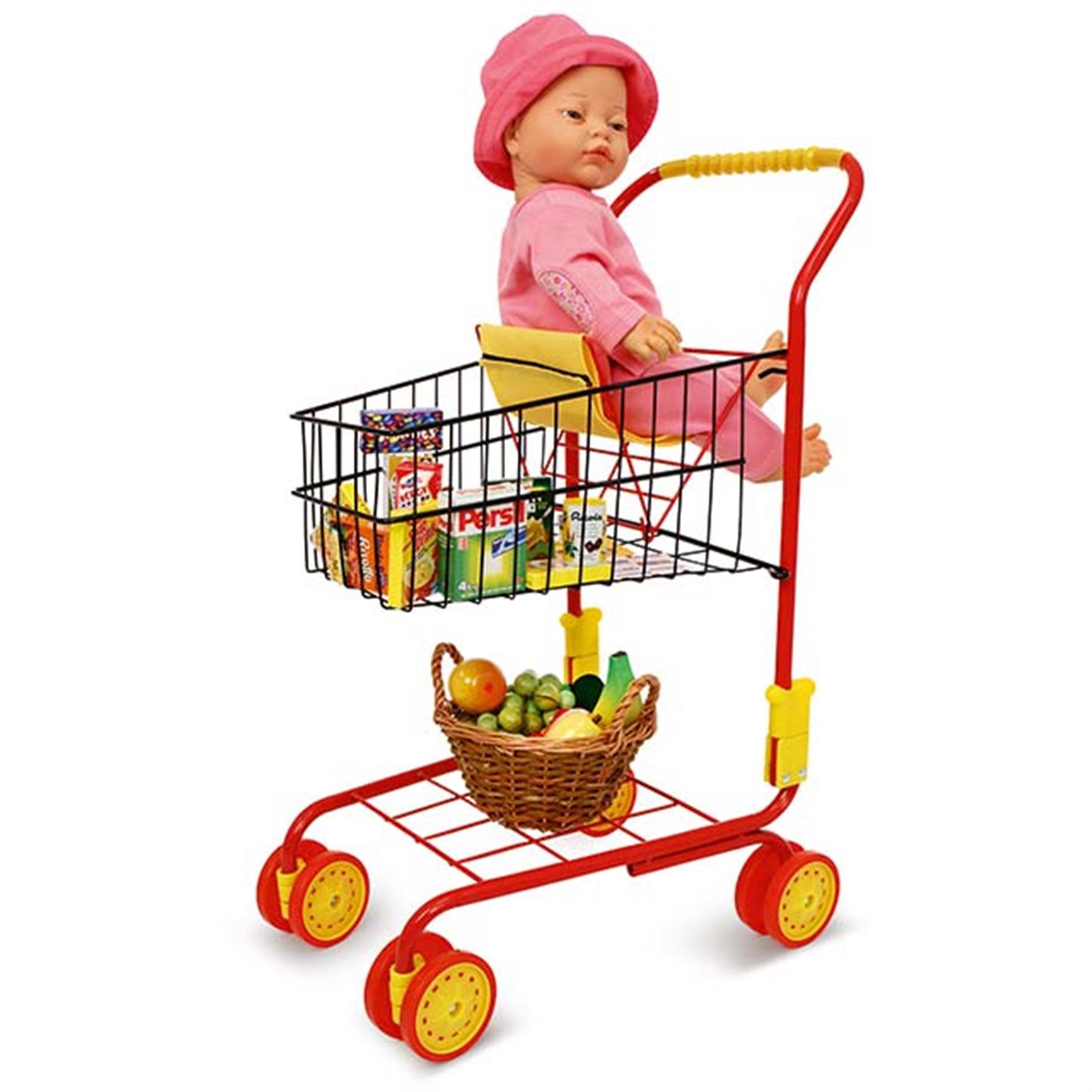 Spiel Einkaufswagen