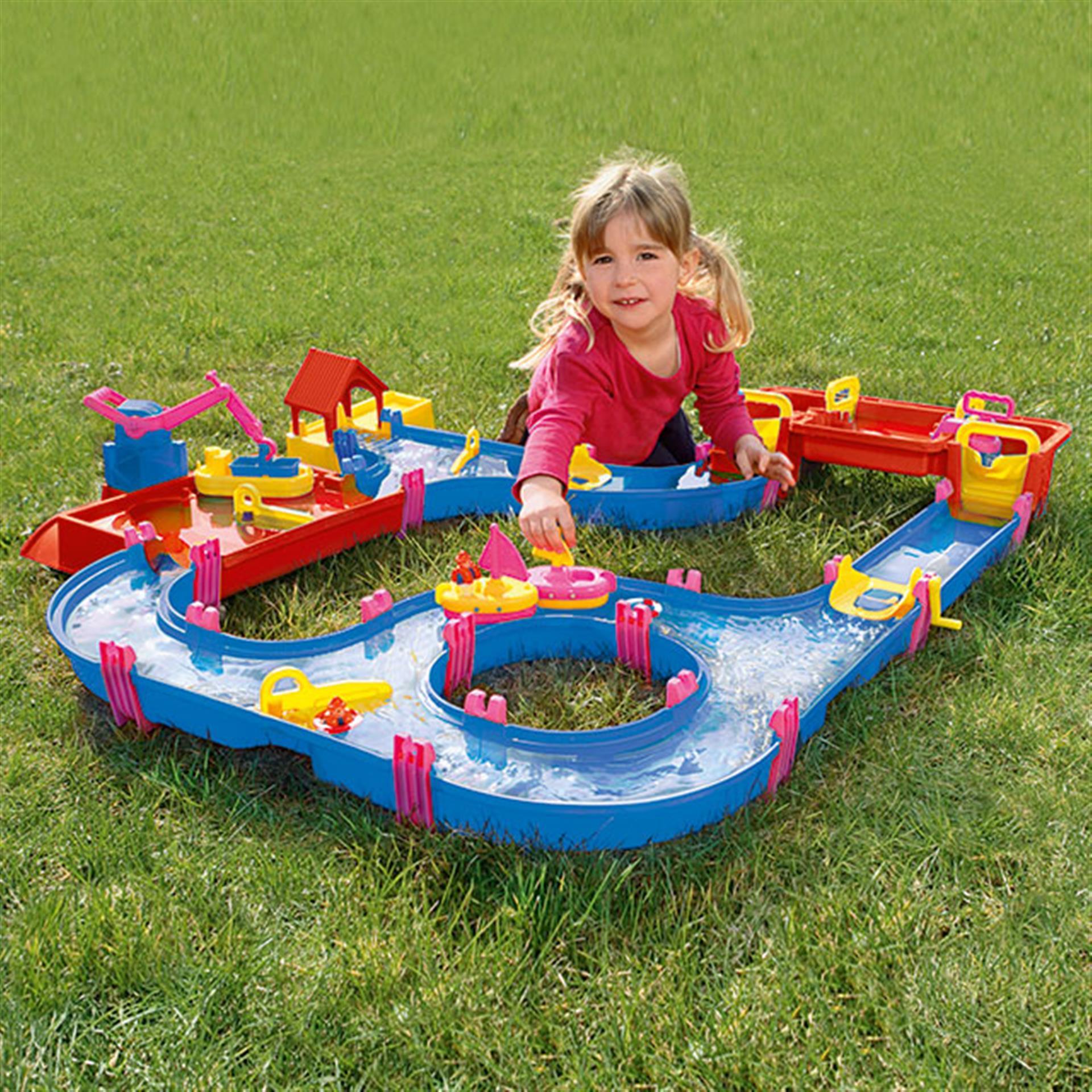 Wasserbahn Aqua Fun