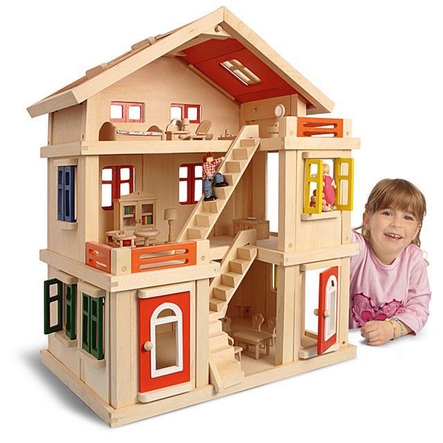 Puppenhaus Villa Hollywood