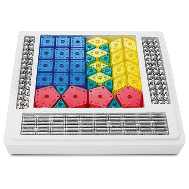 Magnetspielzeug System Magnetic Set 440tlg.