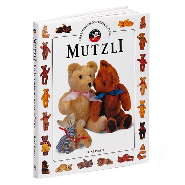 Mutzli Sammlerbären Buch