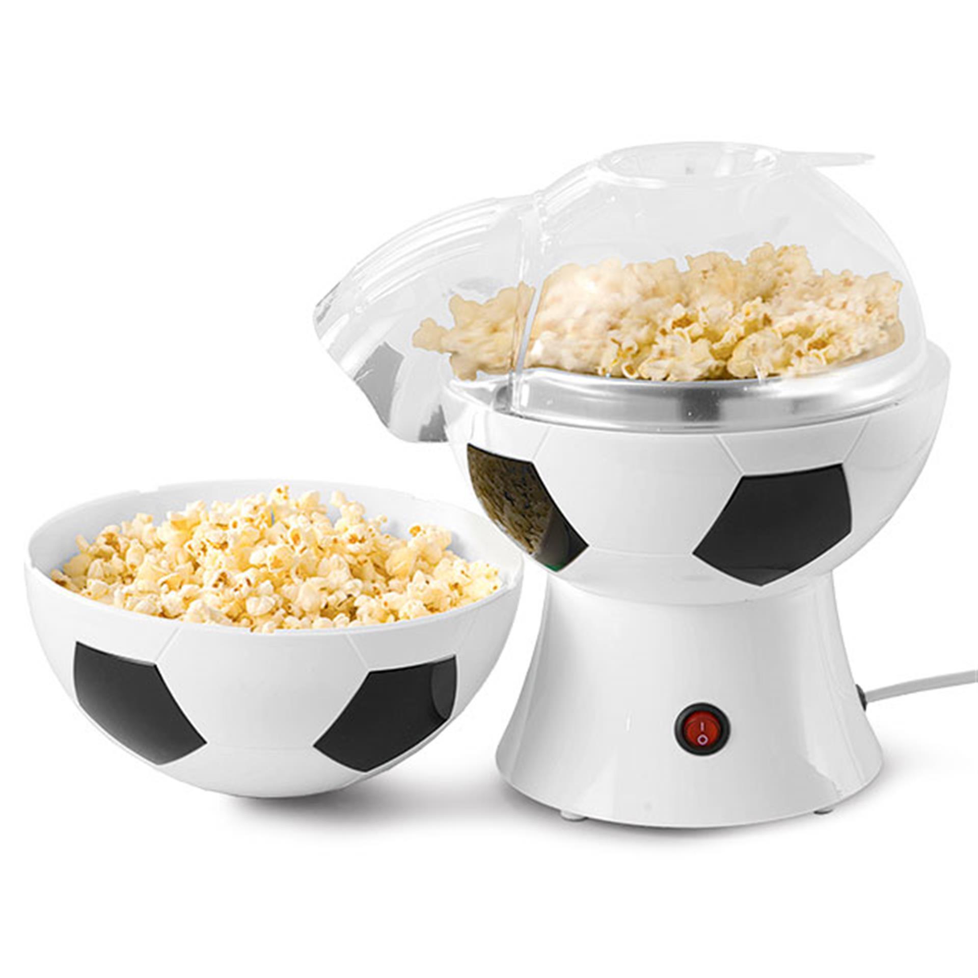 Popcorn Maschine Fussball