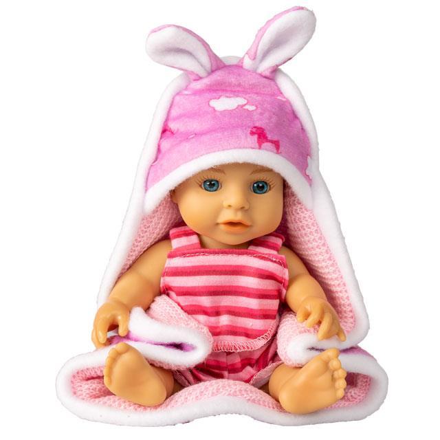Puppen Little Sweetie Pink-Girl
