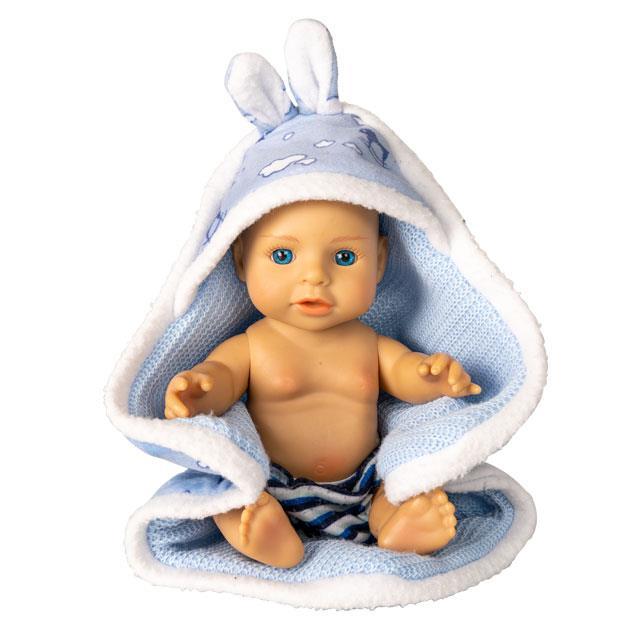 Puppen Little Sweetie Blue-Boy