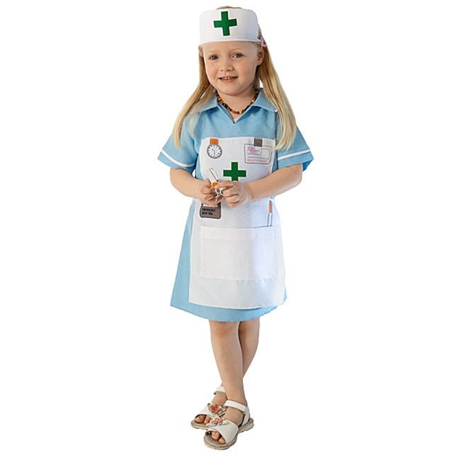 Krankenschwester Uniform Kostüm