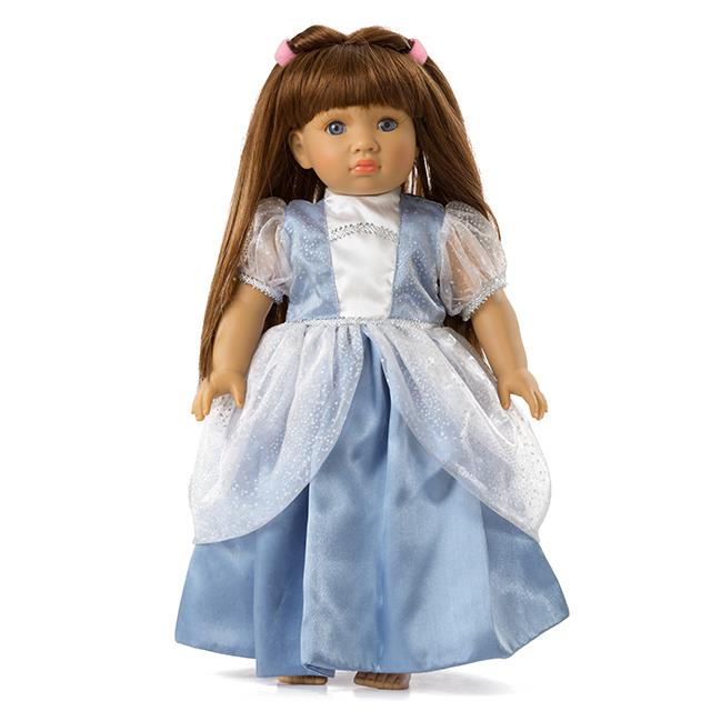 Puppenkleid Princessin HL