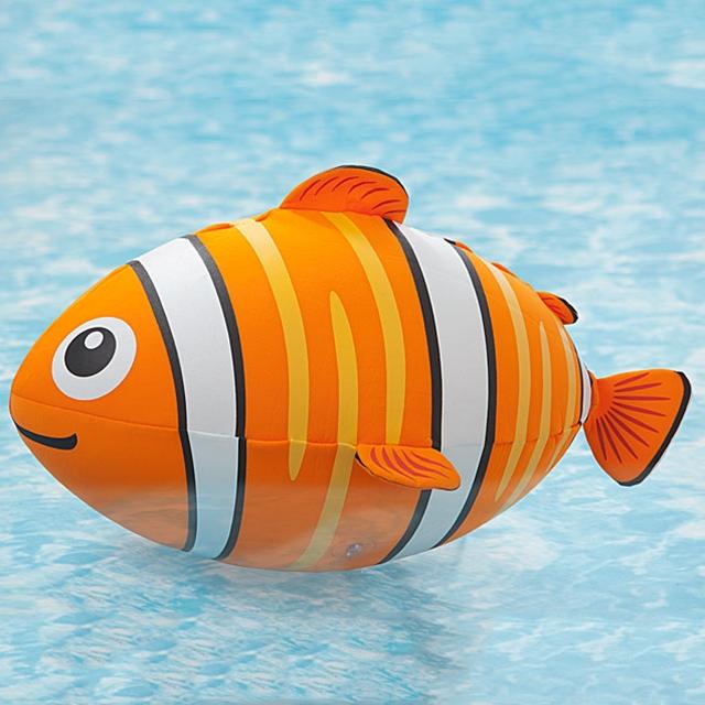 Aufblasbarer Clownfisch 60 cm