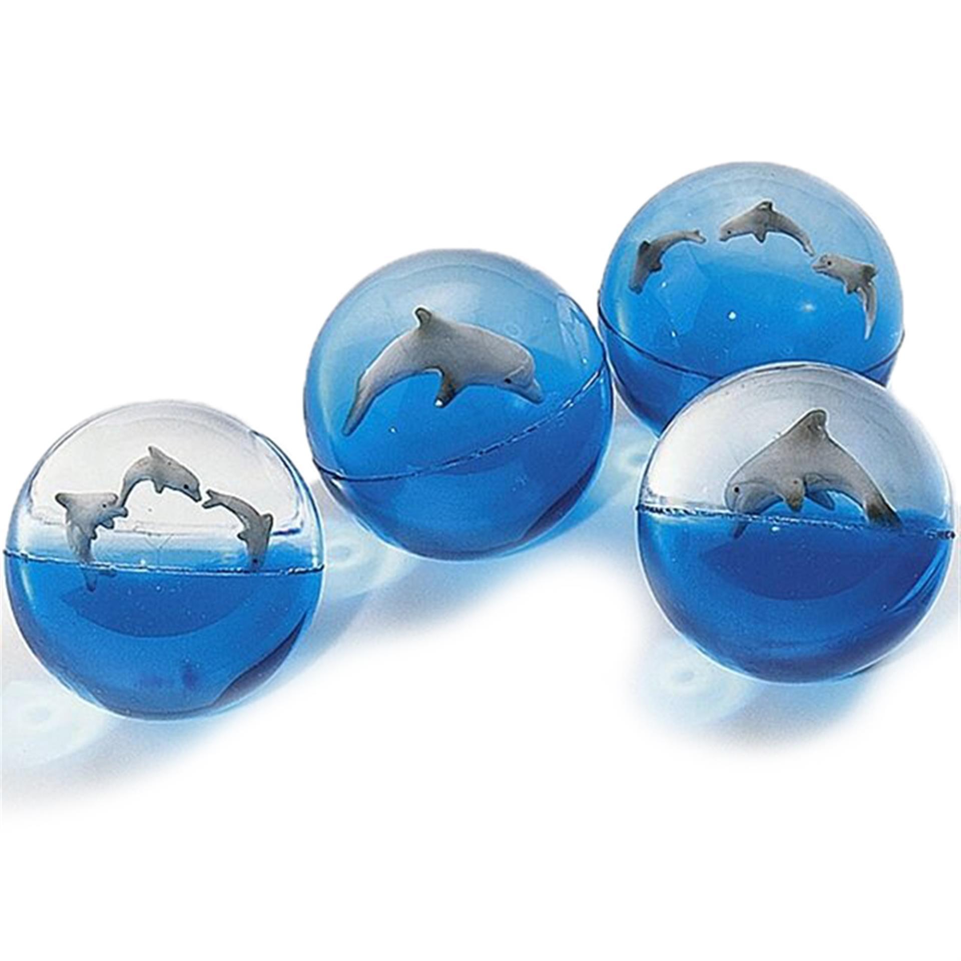 Springbälle Oeko Set Delfin 4tlg.