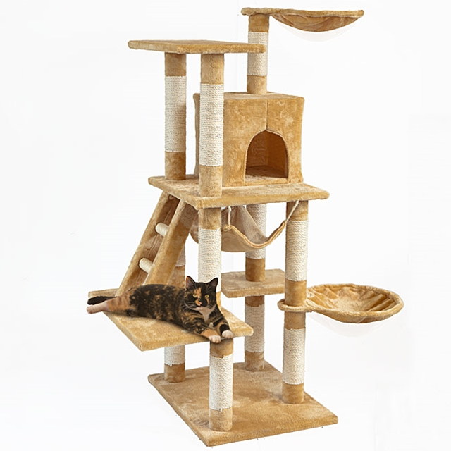 Katzenkratzbaum Pascha