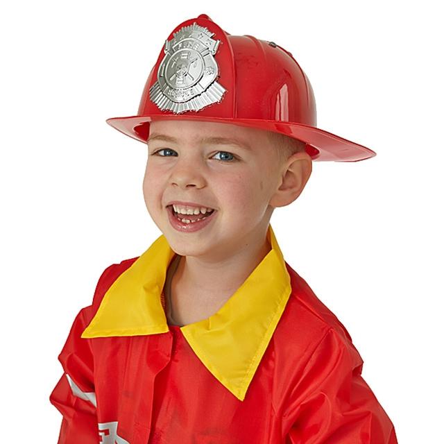 Kinder Feuerwehrhelm