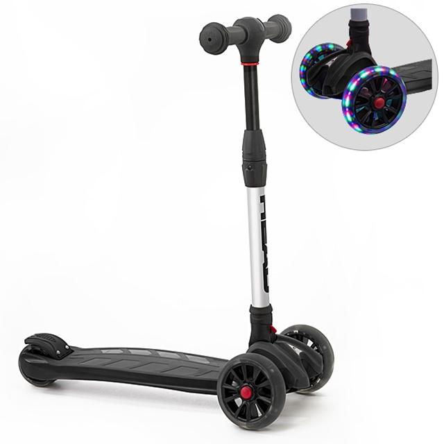 3Rad Scooter HEAD Lighting schwarz