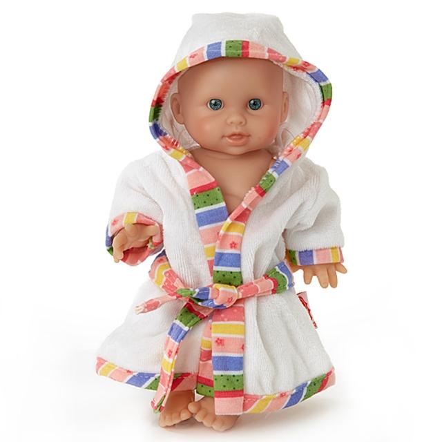 Puppen Bademantel Little Babys