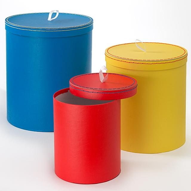 Zylinder Ordnungsboxen 3 Stück